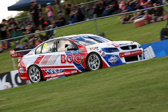 Jason Bright lands Race 11 pole in Perth