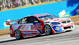 Jason Bright #8 Team BOC Holden Commodore