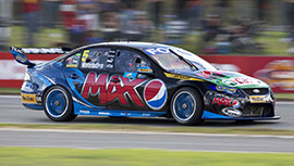 Mark Winterbottom #5 Pepsi Max Crew Ford Falcon