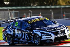Rick Kelly #15 Jack Daniel's Racing Nissan Altima