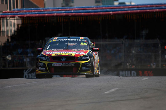 Russell Ingall Clipsal 500 Adelaide
