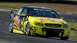 Shane van Gisbergen #91 TEKNO Team VIP Holden Commodore