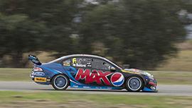 Will Davison #6 Pepsi Max Crew Ford Falcon
