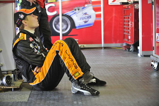 Brad Jones Racing will pay tribute to Allan Simonsen at this year's endurance rounds