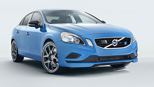The Volvo V8 supercar will be based on the S60 Polestar