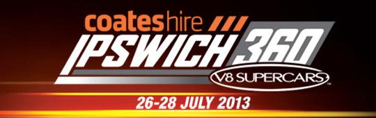 2013 Coates Hire Ipswich 360