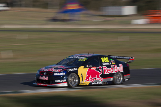 Triple Eight Race Engineering will field a third standalone wildcard entry at Bathurst