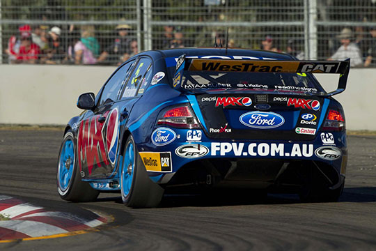 Mark Winterbottom claims pole for race 21 in Townsville