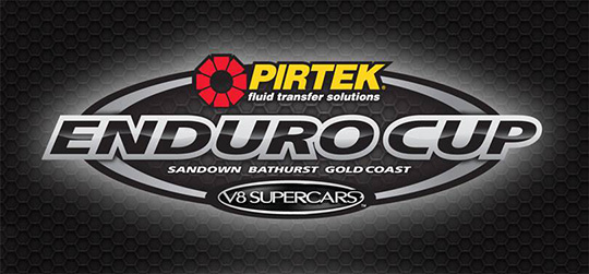 The Pirtek Enduro Cup logo