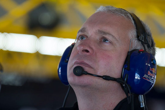 Adrian Burgess is to leave Triple Eight Race Enginnering for Walkinshaw Racing