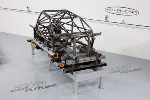 Car of the Future rollcage