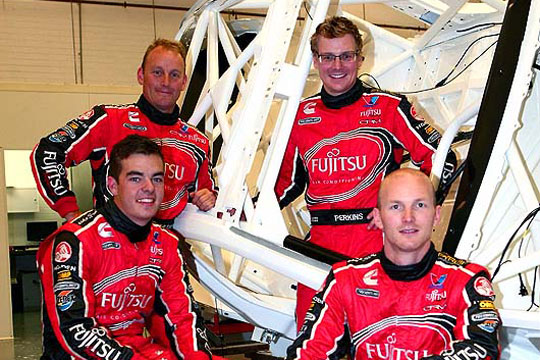 Garry Rogers Motorsport 2013 Endurance Line-up