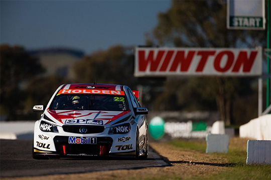 Holden Racing Team Winton