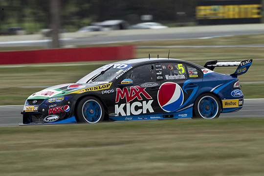Mark Winterbottom ends Winton Hoodoo