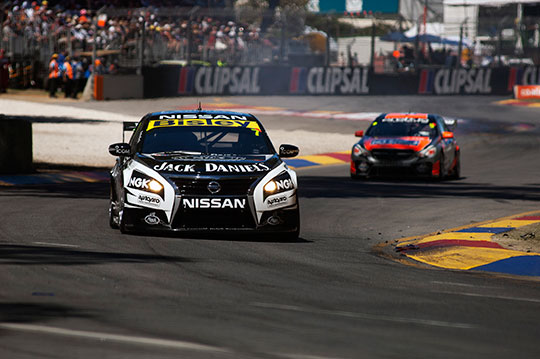 V8 Supercars Fuel Blend Tests