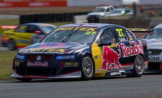 Casey Stoner Queensland Raceway