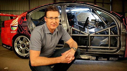 V8 Supercars Commission Chairman Mark Skaife