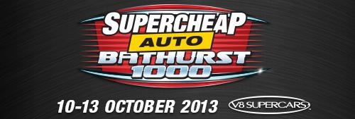 2013 Supercheap Auto Bathurst 1000