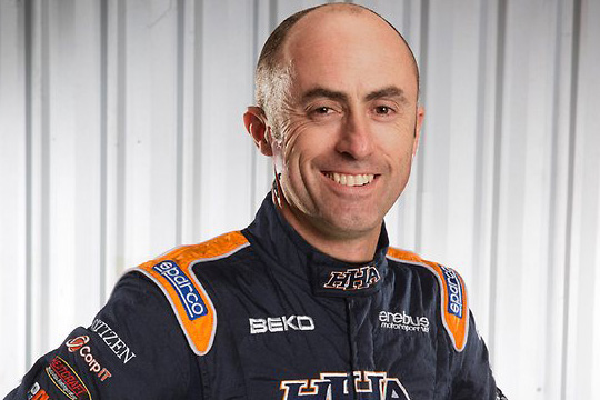 David Brabham pairs with Tim Slade for the 2013 Gold Coast 600