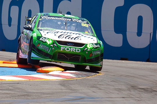 David Reynolds takes his maiden v8 supercars win at the Gold Coast 600