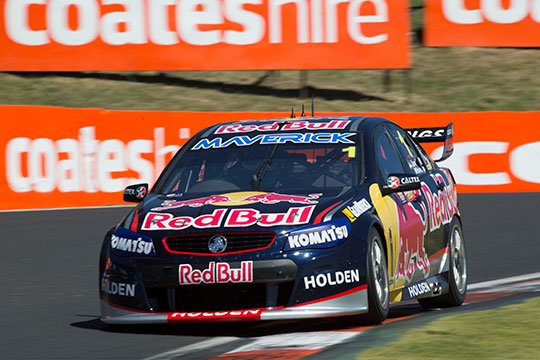 Jamie Whincup Tops Bathurst 1000 Qualifying