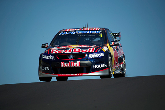 Jamie Whincup claims his maiden Bathurst 1000 pole
