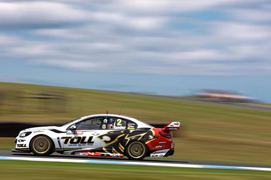 Garth Tander Phillip Island 360 Race 32 winner