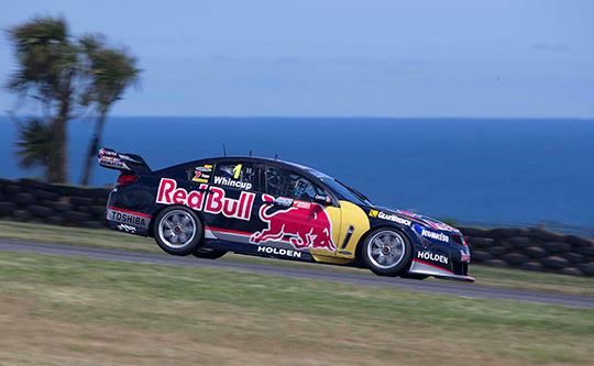 Jamie Whincup leaves Phillip Island as championship leader