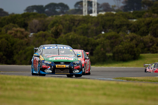 Phillip Island 360 Race 34 Polesitter Mark Winterbottom