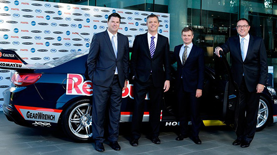 V8 Supercars announces six-year media deal
