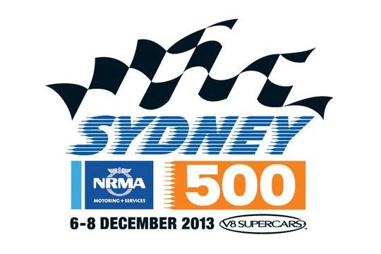 Sydney 500 logo