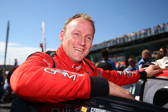 Greg Ritter joins Volvo Polestar Racing for 2014 Enduro Cup