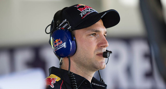 Mark Dutton promoted to Red Bull Racing Team Manager