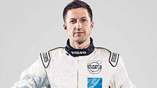 Robert Dahlgren joins Volvo Polestar Racing