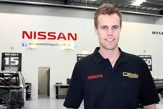Scott Sinclair joins Nissan Motorsport