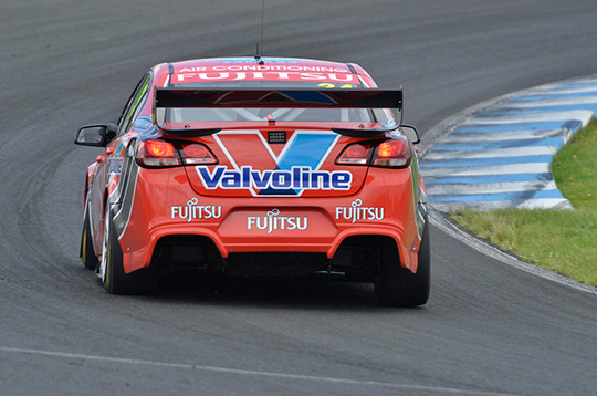 Valvolone returns as naming rights sponsor with Volvo in 2014