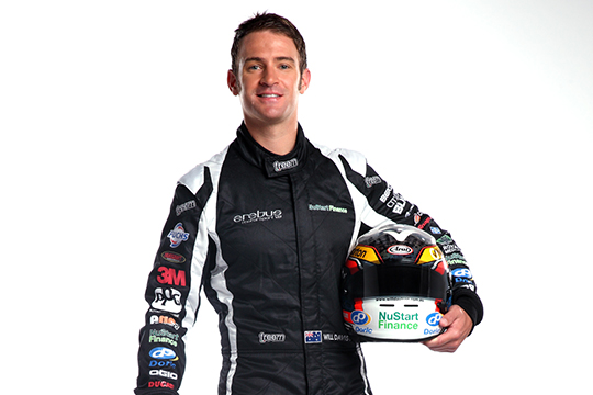 Will Davison confirmed at Erebus Motorsport