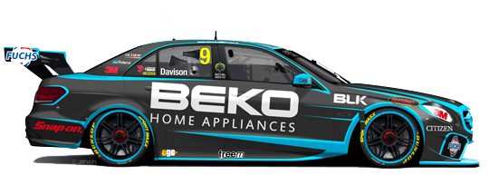 Beko sign two-event primary sponsorship deal with Erebus Mortorsport