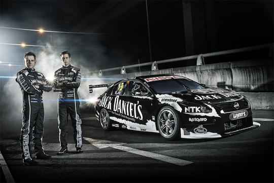 Jack Daniel's Racing 2014 Livery Revealed
