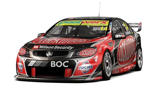 Lockwood Racing 2014 livery