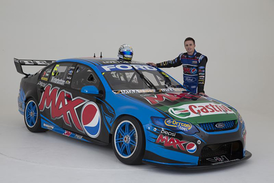 Mark Winterbottom set to make international racing debut in Brazil