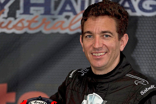 Oliver Gavin joins Nick Percat for the 2014 Pirtek Enduro Cup