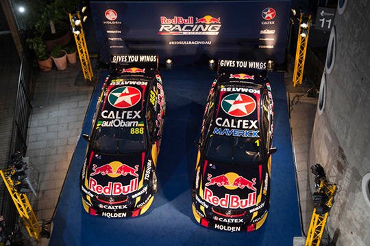 Red Bull Racing Australia 2014 livery