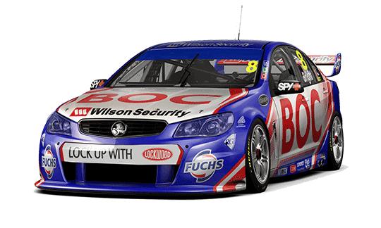 2014 Team BOC livery