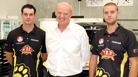 Tekno Autosports 2014 line-up