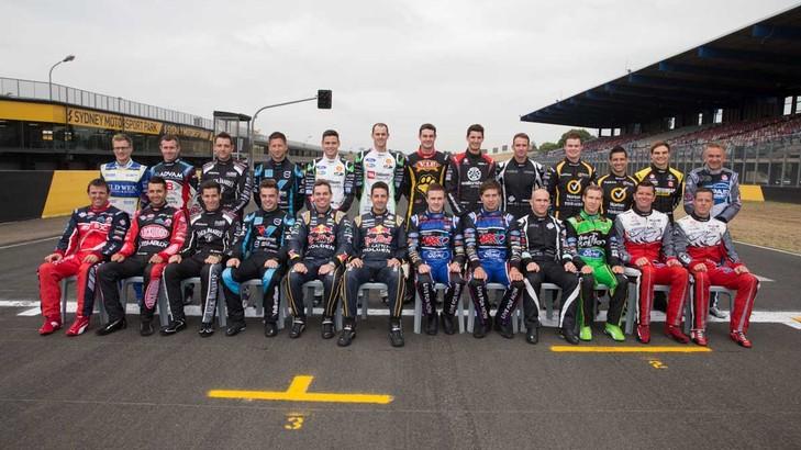2014 V8 Supercars Drivers' Championship