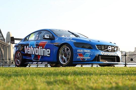 Volvo Polestar Racing S60