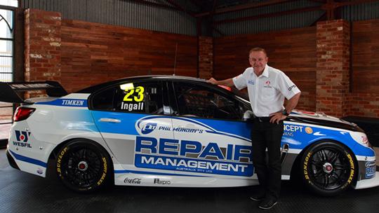 Russell Ingall joins Lucas Dumbrell Motorsport