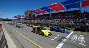 V8 Supercars new race formats get underway with the Clipsal 500 in Adelaide