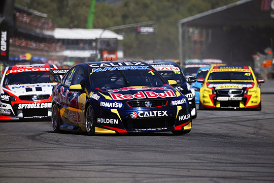 Whincup cops Clipsal 500 points penalty